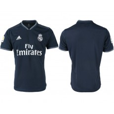 2018-19 Real Madrid Away Thailand Soccer Men Jersey