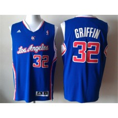 Los Angeles Clippers #32 Blake Griffin Blue New Revolution 30 Men Jersey