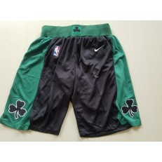 Boston Celtics Nike Black Swingman Men Shorts