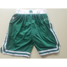 Boston Celtics Nike Green Swingman Men Shorts