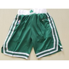 Boston Celtics Nike Green Swingman Youth Shorts