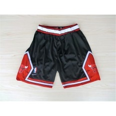 Chicago Bulls Nike Black Mesh Men Shorts