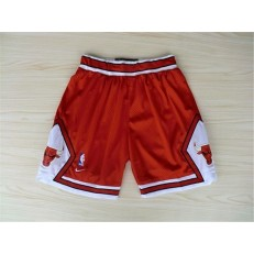 Chicago Bulls Nike Red Mesh Men Shorts