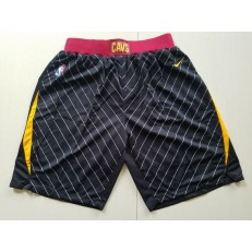 Cleveland Cavaliers Nike Black Swingman Men Shorts
