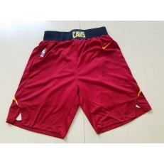 Cleveland Cavaliers Nike Red Swingman Men Shorts