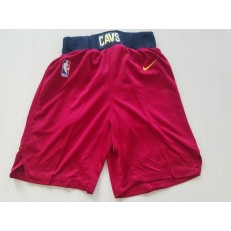 Cleveland Cavaliers Nike Red Swingman Youth Shorts