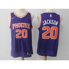 Phoenix Suns #20 Josh Jackson Purple Swingman Men Jersey