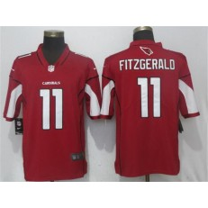 Arizona Cardinals #11 Larry Fitzgerald Red Vapor Untouchable Limited Nike NFL Men Jersey