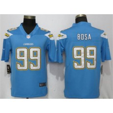 Los Angeles Chargers #99 Joey Bosa Light Blue Vapor Untouchable Limited Nike NFL Men Jersey