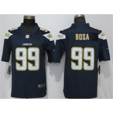 Los Angeles Chargers #99 Joey Bosa Navy Vapor Untouchable Limited Nike NFL Men Jersey