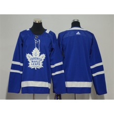 Toronto Maple Leafs Blank Blue Youth Adidas Jersey