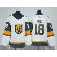Vegas Golden Knights #18 James Neal White Youth Adidas Jersey