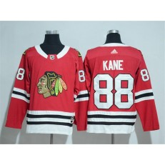 Chicago Blackhawks #88 Patrick Kane Red Adidas Jersey