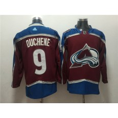 Colorado Avalanche #9 Matt Duchene Red Adidas Jersey