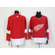 Detroit Red Wings Blank Red Adidas Jersey
