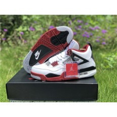AIR JORDAN 4 RETRO FIRE RED 308497-160
