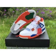 AIR JORDAN 4 WHITE ROYAL ORANGE 308497-171