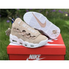 NIKE W AIR MORE MONEY PARTICLE BEIGE AO1749-200