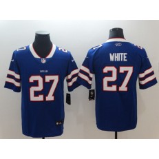 Buffalo Bills 27 Tre'Davious White Royal Vapor Untouchable Limited Nike NFL Men Jersey