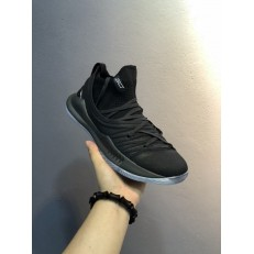 UNDER ARMOUR CURRY 5 LOW PI DAY BLACK 3020657-002