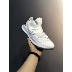 UNDER ARMOUR CURRY 5 LOW WHITE GOLD