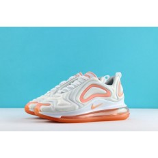 NIKE WMNS AIR MAX 720 WHITE ROSE PINK AR9293-101