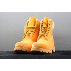 OFF-WHITE x TIMBERLAND 6 INCH BOOT ORANGE A1Q8G