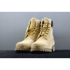 OFF-WHITE x TIMBERLAND 6 INCH BOOT YELLOW A1Q8B