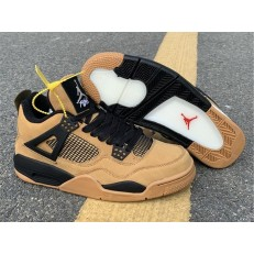 TRAVIS SCOTT x AIR JORDAN 4 WHEAT 308497-200
