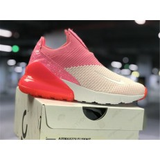 KID'S NIKE AIR MAX 270 FLYKNIT AH8050-027