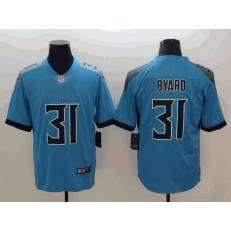 Tennessee Titans #31 Kevin Byard Light Blue New 2018 Vapor Untouchable Limited Nike NFL Men Jersey