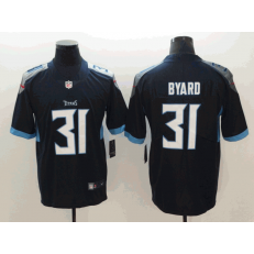 Tennessee Titans #31 Kevin Byard Navy New 2018 Vapor Untouchable Limited Nike NFL Men Jersey