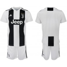 2018-19 Juventus FC Home Soccer Jersey