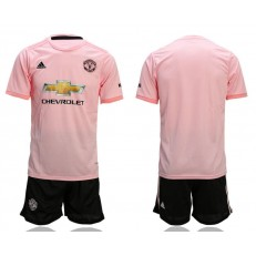 2018-19 Manchester United Away Soccer Jersey