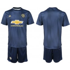 2018-19 Manchester United Third Away Soccer Jersey
