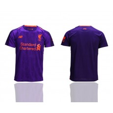 2018-19 Liverpool Away Thailand Soccer Jersey