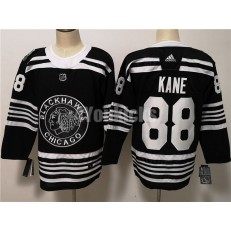 Chicago Blackhawks #88 Patrick Kane Black 2019 Winter Classic Adidas NHL Men Jersey