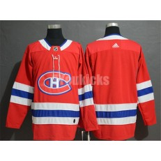 Montreal Canadiens Blank Adidas NHL Men Jersey