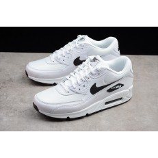NIKE AIR MAX 90 ESSENTIAL WHITE BLACK 325213-131