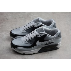 NIKE AIR MAX 90 ESSENTIAL WOLF GREY WHITE PURE PLATINUM 537384-083