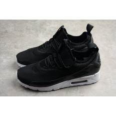 NIKE AIR MAX 90 EZ BLACK WHITE AO1745-001