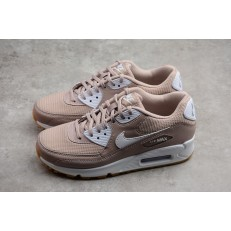 NIKE WMNS AIR MAX 90 ESSENTIAL DIFFUSED TAUPE WHITE GUM 325213-210