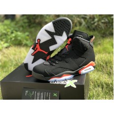 AIR JORDAN 6 RETRO BLACK INFRARED 384664-060