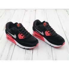 NIKE AIR MAX 90 ESSENTIAL BLACK INFRARED 537384-006