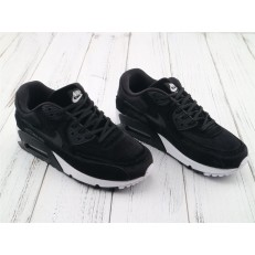 NIKE AIR MAX 90 LX BLACK WHITE 898512-001