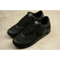 NIKE AIR MAX 90 ULTRA 2.0 ESSENTIAL TRIPLE BLACK 875695-002