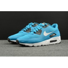 NIKE AIR MAX 90 ULTRA ESSENTIAL BLUE WHITE 819474-401