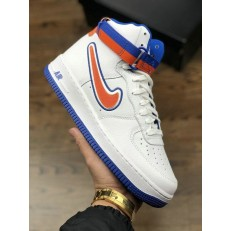 NIKE AIR FORCE 1 HI SPORT KNICKS AV3938-100