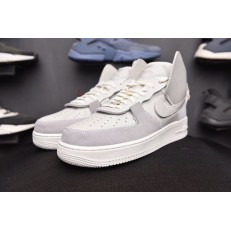 PSNY x NIKE AIR FORCE 1 HI GREY AO9292-001