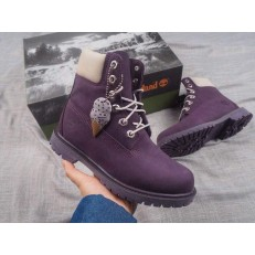 BBC ICE CREAM x TIMBERLAND WOMEN 6 INCH BOOT PURPLE A1VKG